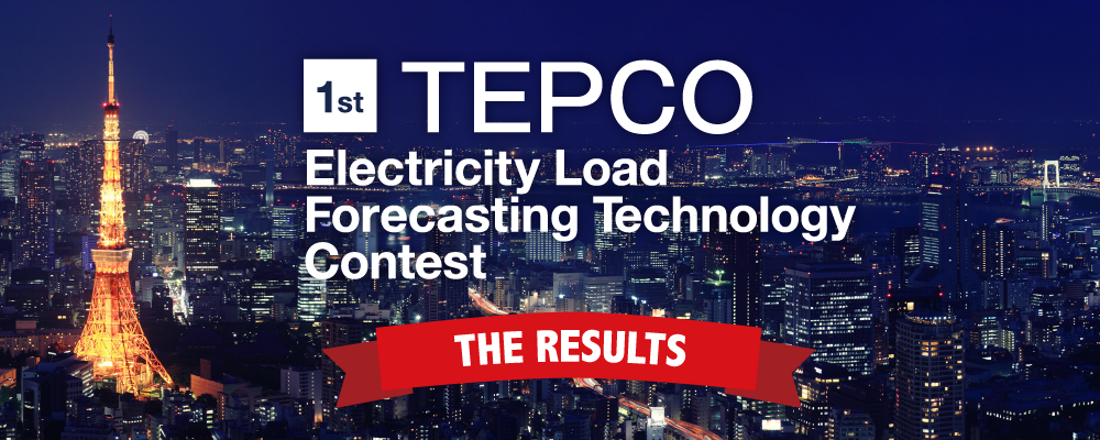 TEPCO Electricity Load Forecasting Technology Contest